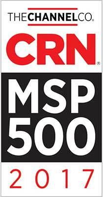 CRN Top 500 MSP